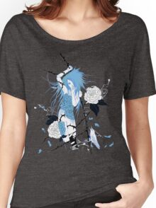 Blue Rose Women's Relaxed Fit T-Shirt