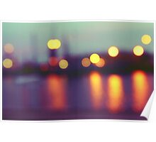 Harbour Lights Poster