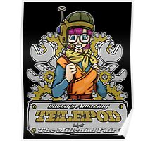 Lucca's Amazing Telepod Poster