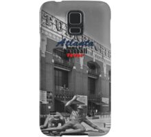 Atlanta Home of Baseball Fever Samsung Galaxy Case/Skin