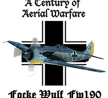 Focke-Wulf Fw190 A Century of Aerial Warfare by Mil Merchant
