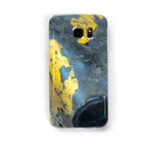 Old Yellow Samsung Galaxy Case/Skin