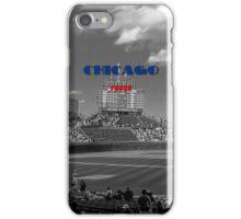 Chicago Home of Baseball Fever iPhone Case/Skin