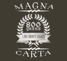 The 800 year anniversary of the Magna Carta. by protestall
