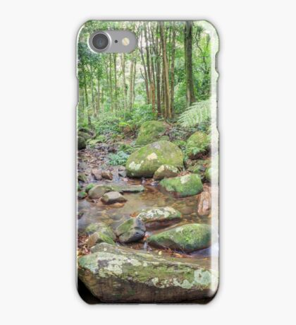 Streaming live iPhone Case/Skin