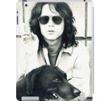 Jim Morrison iPad Case/Skin