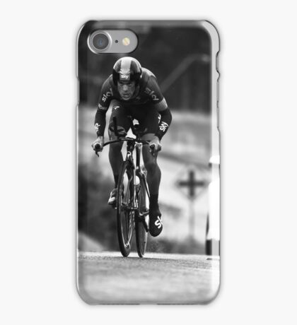 Richie Porte iPhone Case/Skin