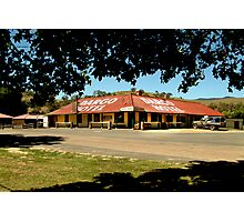 Historic Dargo Hotel, Victorian High Country Photographic Print