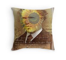 Van Gogh Throw Pillow