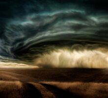 Super Cell  by Cliff Vestergaard