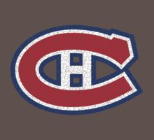 Habs (distressed) by ianscott76