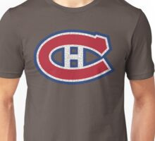 Habs (distressed) Unisex T-Shirt