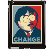 Randy Marsh Change iPad Case/Skin