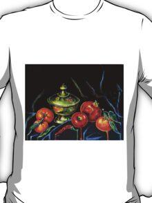 Black Still Life T-Shirt