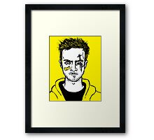 That Pinkman Kid. Framed Print