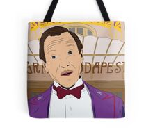 M. Gustave - The Grand Budapest Hotel, Wes Anderson Tote Bag