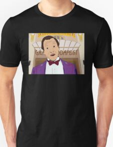M. Gustave - The Grand Budapest Hotel, Wes Anderson T-Shirt