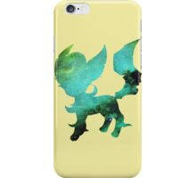 Leafeon Nebula iPhone Case/Skin