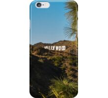 Hollywood #2 iPhone Case/Skin