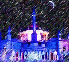 Zahir Mosque by NawfalNur