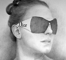 Portrait of rochelle by JP100