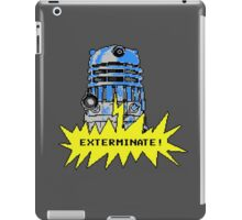 Time And Relative Pixels: Dalek iPad Case/Skin