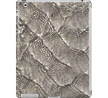 Rippling iPad Case/Skin