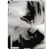 Psychmaster Brilliantflower 101 BW iPad Case/Skin