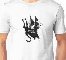 Jolly Swan Roger Unisex T-Shirt