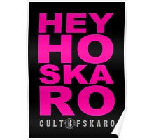 Cult of Skaro - Hey Ho Skaro Poster