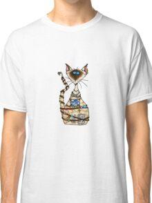 cat mummy Classic T-Shirt