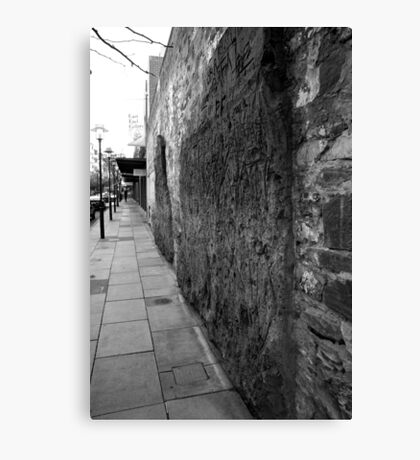East End Walk Canvas Print