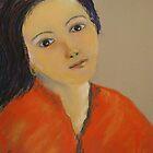 Portrait of Rachel by Estelle O'Brien