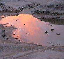 Sandstone Sky by Jeffrey Hamilton