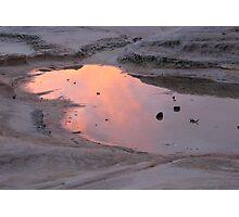 Sandstone Sky Photographic Print