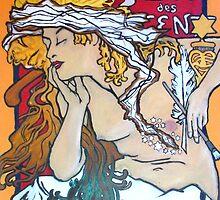 Muncha Hommage by Lozenga