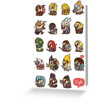 Puglie League of Legends Vol.2 Greeting Card