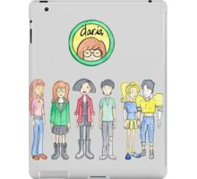 Daria and Friends iPad Case/Skin
