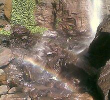 Rainbow Fall by Gem Eve