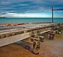 Elwood Pier I NDX400 by FuriousEnnui