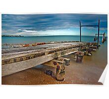 Elwood Pier I NDX400 Poster