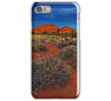 """ Desert Lights "" iPhone Case/Skin"