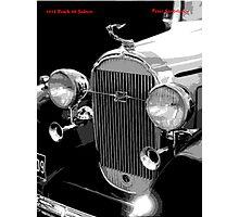 1932 Buick Saloon Photographic Print