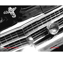 1948 Chrysler Windsor Saloon Photographic Print