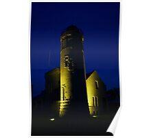 Mackinac Lighthouse-Mackinac, Michigan Poster