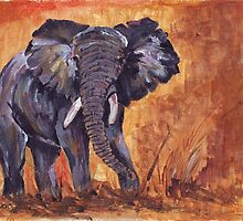 Gentle giant by Maree  Clarkson