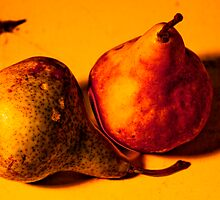 A Pair Of Pears by Rod  Adams