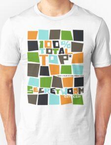 100% Total Top* (version 2) Unisex T-Shirt