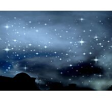 Clear Starry Night © Photographic Print