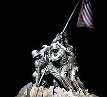 American Symbol of Sacrifice by WALLPhotoGrafx